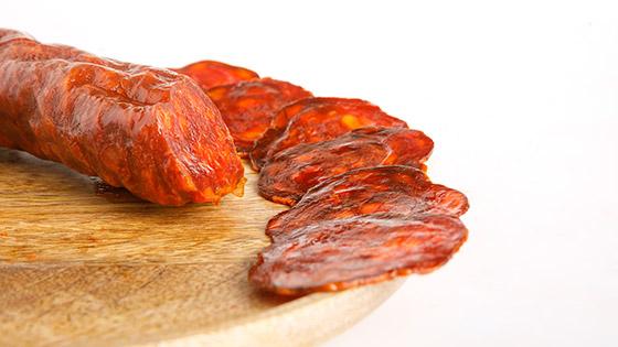 Chorizo sarta mild