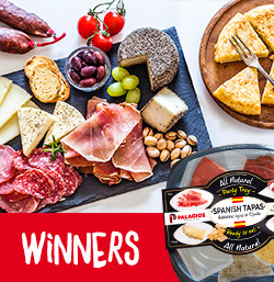 List of winners of a basket of Palacios products!