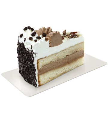 Cream and Truffle Cake