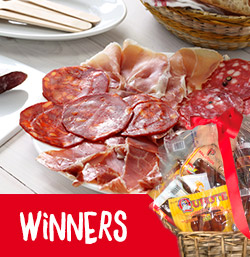 We're giving away 10 Palacios baskets for chorizo fans!