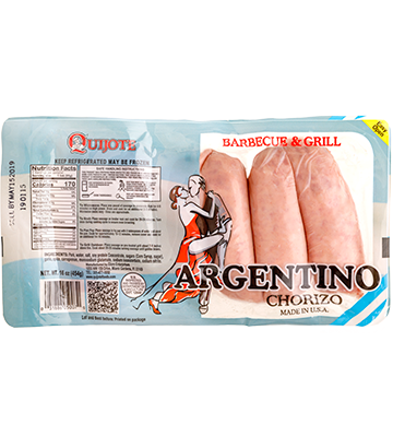 Chorizo BBQ Argentino