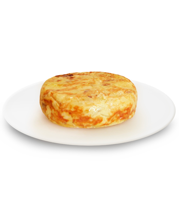 Spanish Omelet with Onion 0.44 lb