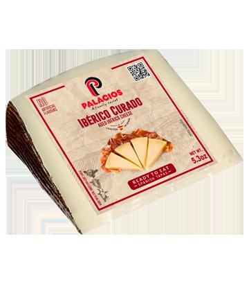 Aged ibérico cheese